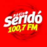 Logo da emissora Rádio Seridó 100.7 FM