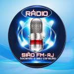 Logo da emissora Rádio Sião FM RJ