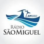 Logo da emissora Rádio São Miguel 880 AM