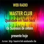 Logo da emissora Web Rádio Masterclub