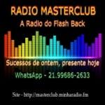 Logo da emissora Rádio Masterclub