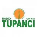 Logo da emissora Rádio Tupanci 1250 AM