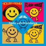Logo da emissora Web Rádio Flashdance