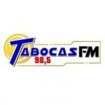 Logo da emissora Rádio Tabocas FM 98.5