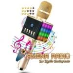 Logo da emissora Amena Radio