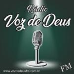 Logo da emissora Web Rádio Voz De Deus FM