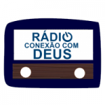 Logo da emissora Rádio Conexão Com Deus