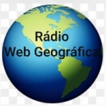 Logo da emissora Rádio Web Geográfica