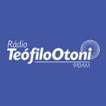 Logo da emissora Rádio Teófilo Otoni 910 AM
