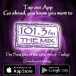 Logo da emissora Radio KATY 101.3 FM