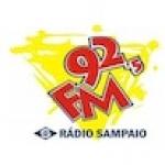 Logo da emissora Rádio Sampaio 92.5 FM