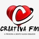 Logo da emissora Web Rádio Criativa FM