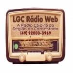 Logo da emissora Rádio LGC