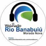 Logo da emissora Web Rádio Rio Banabuiú