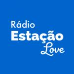 Logo da emissora Rádio Estação Love