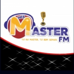 Logo da emissora Rádio Web Master FM