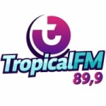 Logo da emissora Rádio Tropical 89.9 FM