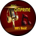 Logo da emissora Rádio Omprime
