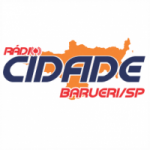 Logo da emissora Rádio Cidade Barueri