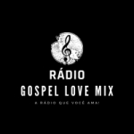 Logo da emissora Web Rádio Gospel Love Mix