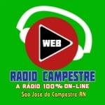 Logo da emissora Rádio Web Campestre