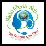 Logo da emissora Rádio Moriá Web