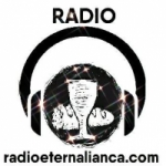 Logo da emissora Rádio Eterna Aliança