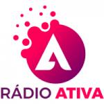 Logo da emissora Rádio Ativa Cascavel