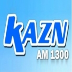Logo da emissora Radio KAZN 1300 AM