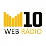 Logo da emissora Web Rádio M10