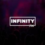 Logo da emissora Rádio Infinity FM