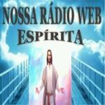 Logo da emissora Nossa Radio Web Espirita