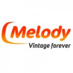 Logo da emissora Melody Vintage Radio