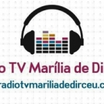 Logo da emissora Rádio Tv Web Marília De Dirceu