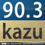 Logo da emissora Radio KAZU 90.3 FM