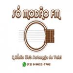 Logo da emissora Web Rádio Só Modão FM