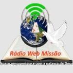 Logo da emissora Rádio Web Missão