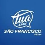 Logo da emissora Tua Rádio São Francisco 560 AM