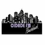 Logo da emissora Rádio Cidade Flashback