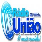 Logo da emissora Rádio União 900 AM