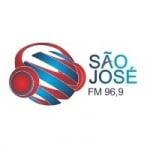 Logo da emissora Rádio São José 96.9 FM
