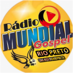 Logo da emissora Rádio Mundial Gospel Rio Preto