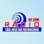 Logo da emissora Rádio São José do Patrocínio 92.3 FM