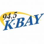 Logo da emissora KBAY 94.5 FM