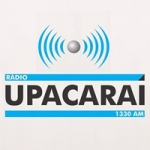 Logo da emissora Rádio Upacaraí 1330 AM