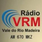 Logo da emissora Rádio Vale do Rio Madeira 670 AM