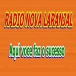 Logo da emissora Nova Laranjal