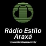 Logo da emissora Rádio Estilo Araxá