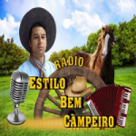 Logo da emissora Rádio Estilo Bem Campeiro