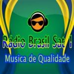 Logo da emissora Web Rádio Brasil Sat 1
